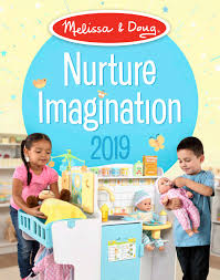 Melissa & doug toys, crafts, and games are designed to ignite imagination and a sense of wonder in all children. 2019 Melissa Doug Us Catalog By 4akid Issuu