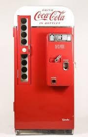 Vending Machine Auction Mesmerizing Vendo Coca Cola Machine Model H48 D Ahlers Ogletree Auction
