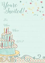 invitation templates for 18th birthday party new free printable