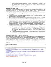 icpc form 100a 15 6 court jurisdiction cases and other icpc compoments