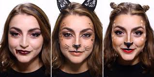 easy makeup ideas last minute costumes