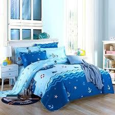 seaside bedding