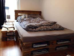 interior diy pallet bed frame twin tutorial queen bed frame with full size