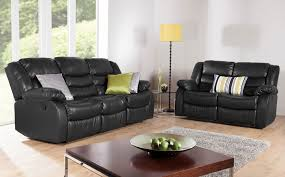 soro leather recliner sofas in