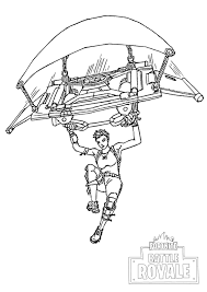 25 Fortnite Battle Bus Coloring Page Fortnite Coloring Page