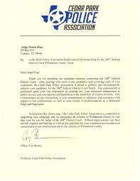 judge donna king endorsement letters donna king endorsement letter