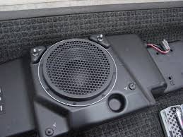 lincoln town car profile lincoln town car subwoofer