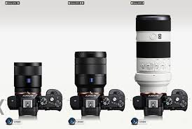 sony 24 70 f4. but a 24-70 2.8 version would be too much i guess.and the 70-200 is kinda huge . sony 24 70 f4