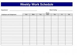 Make Work Schedule Online Free Make Free Work Schedule Online Archives Schedule Templates