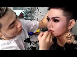 live bridal makeup boy to