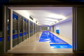 residential indoor lap pool. Residential Pool Project - Strathfield 7 Indoor Lap P