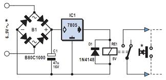 nutone doorbell wiring schematic wirdig circuit diagram simple doorbell circuit diagram electronic doorbell