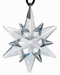 SWAROVSKI 2005 CHRISTMAS ORNAMENT  LITTLE STAR 681402