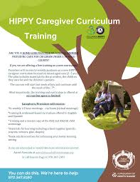 HIPPY Caregiver Curriculum Training