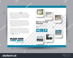 School Billboard Design Flyer Brochure Billboard Template Design Landscape Royalty