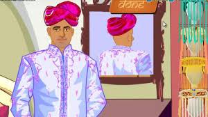 Indian Groom Dress Up Games