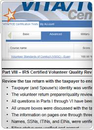 irs form 6744 irs courseware link learn taxes