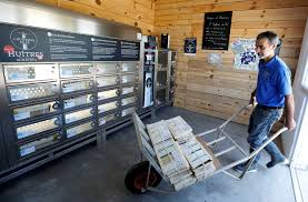 Oyster Vending Machine Inspiration France Has Oyster Vending Machines But Is That REALLY A Good Idea