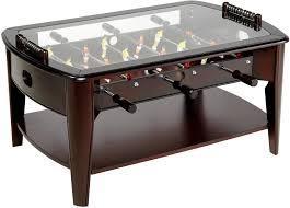barrington 42 foosball coffee table