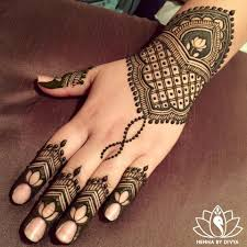 A Beautiful Mehndi Designs Beautiful And Easy Mehndi Designs For Eid Celebration Eid