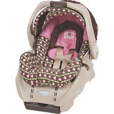 graco snugride infant car seat brooke