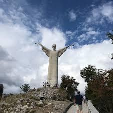 Il secondo più grande al mondo. - Recensioni su Statua del Cristo Redentore  di Maratea, Maratea - TripAdvisor | Statue, Cristo redentore, Cristo