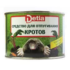 <b>Средство</b> против <b>кротов Detia</b> 100 шариков купить по цене 529 ...