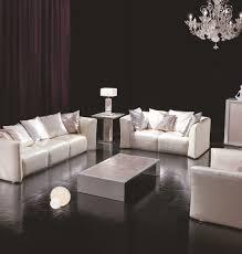 cow genuine leather sofa set living room furniture