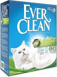 <b>Ever Clean</b> Extra Strong <b>Fast Acting</b> Multiple Cat Kitten Clumping ...