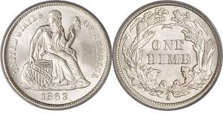 Most Valuable Seated Dime Values Only One Person Can Own A