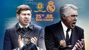 Real Madrid: Real Madrid announce Rangers friendly