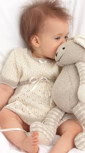 Kết quả hình ảnh cho Lacy Baby Sweater knitting