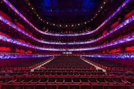 The Tobin Center Seating Chart Tobin Center For The Performing Arts Lmn Marmon Mok