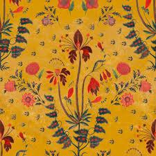 Gypsy Bloemen Behang Home Stock