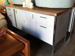 vintage metal office furniture. midcentury metal office credenza vintage furniture t