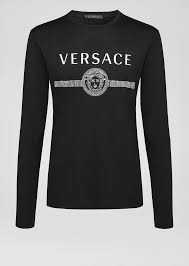 High Range Designs T Shirts Versace Polos T Shirts For Men Official Website