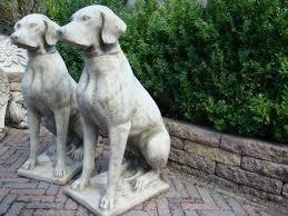 dog garden statue. English-pointer -dog-statue-engelse -pointer Dog -tuinbeeld 003 Garden Statue