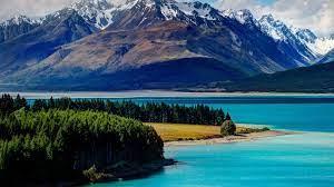 Lake Tekapo New Zealand HD Wallpaper ...