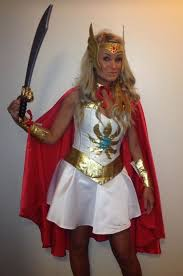 she ra corset costume wonderwoman shera xena custom made to fit perfectly