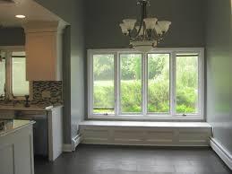 Window Seat Living Room Renovation In Florham Park Nj Monks Home Improvements