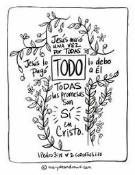 20 Best Spanish Bible Coloring Pages Images Bible Bible Coloring