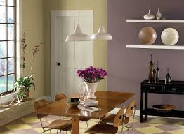 Paint Colors From Ballard Designs Winter  Catalog Dining Room - Dining room two tone paint ideas