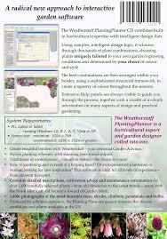 Small Picture The Weatherstaff PlantingPlanner 2 Intelligent Garden Design