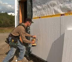 Calculating The Minimum Thickness Of Rigid Foam Sheathing - Exterior walls