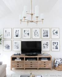 image decorate. Love This Idea Of How To Decorate Around A Flat Screen TV Image