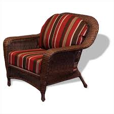 Wicker Chair Seat Cushions Effectively  Pretty Picture Waves