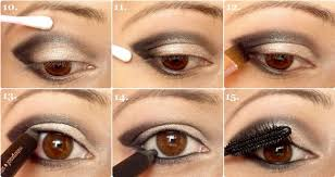 tips on how to do eye makeup for brown eyes