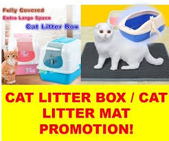image covered cat litter. Fully Covered Cat Toilet /cat Litter Box/ Pink /blue / Green /High Image Covered Cat