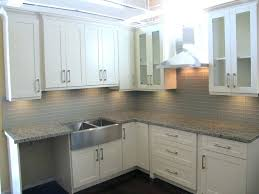 White Shaker Cabinet Doors Style Cabinets Antique White Cabinet
