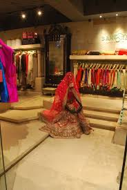 Fulki Design Lehanga Clothing Boutique Interior Clothing Store